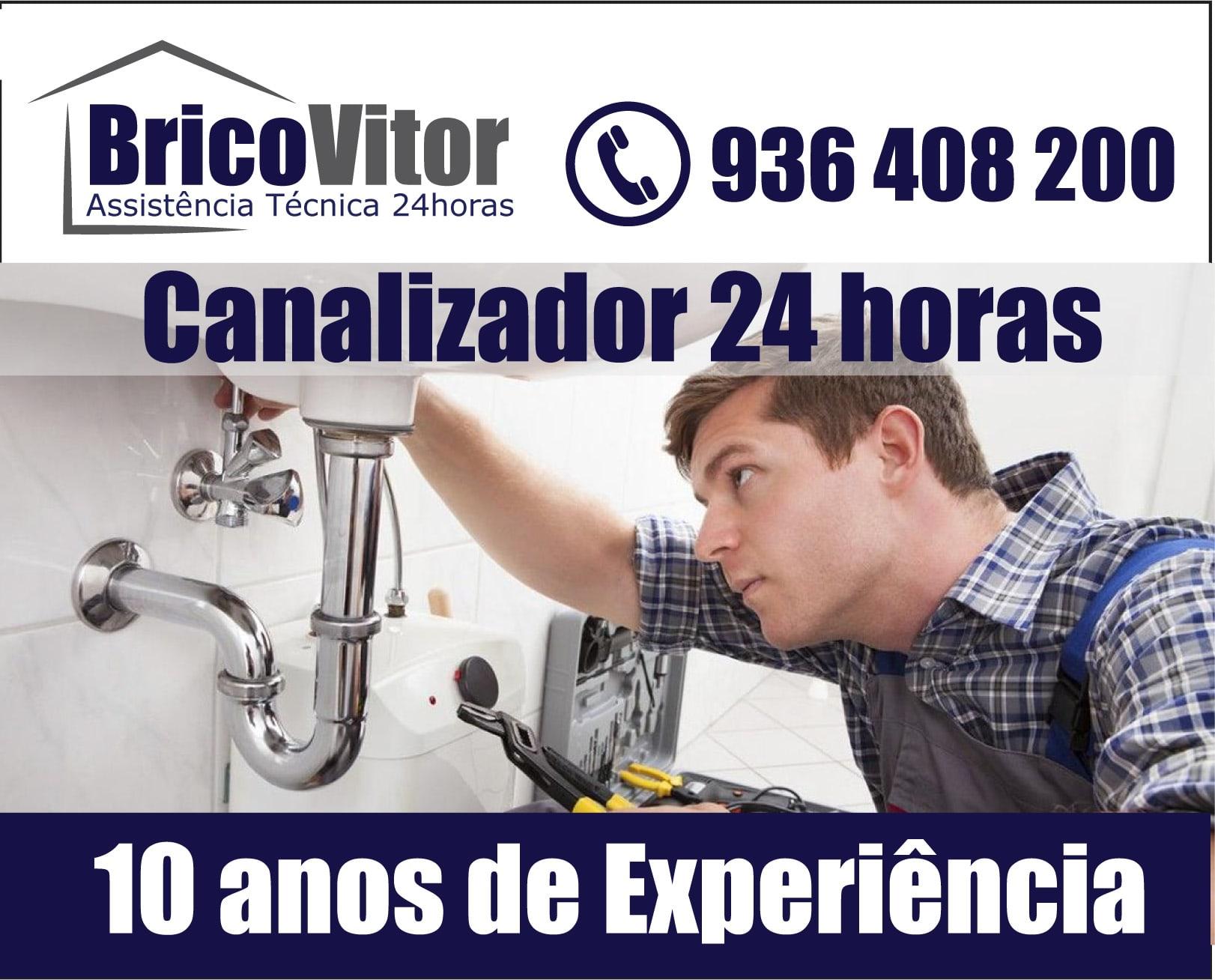 Canalizador Caminha - Assistência Técnica - Reparação