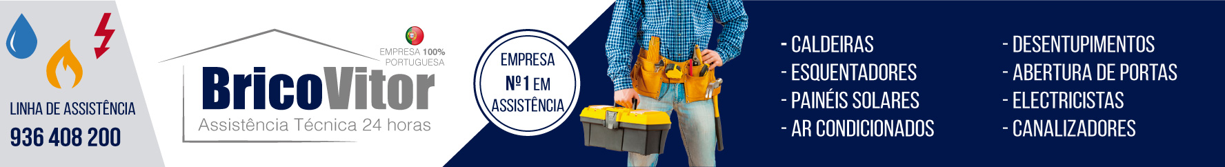 Assistência Esquentador Silva – Barcelos,