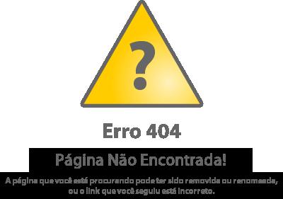 Página Erro 404